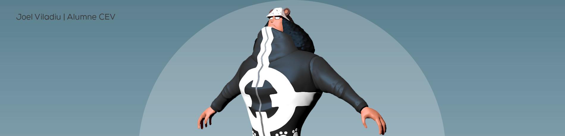 Curs Intensiu d'estiu de Creació i Modelatge 3D amb ZBrush